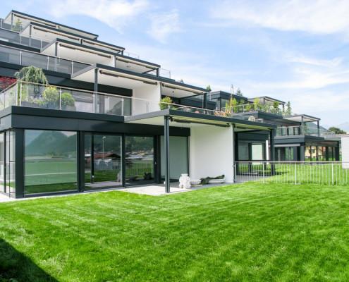 Eigentums-Terrassenhäuser