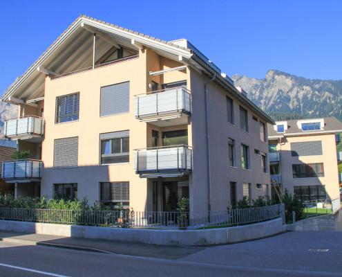 Eigentumswohnungen Mühlebündte