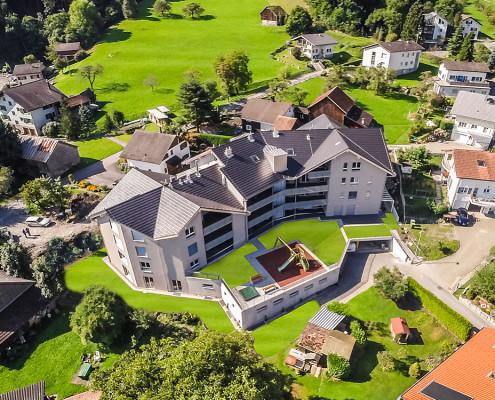 18 Eigentumswohnungen